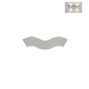 מנורת קיר דקור 6W 422 לבן